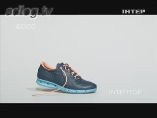 2a32f0615399d3 Взуття Ecco - нові та інноваційні. (темний черевик). 10 с версія.